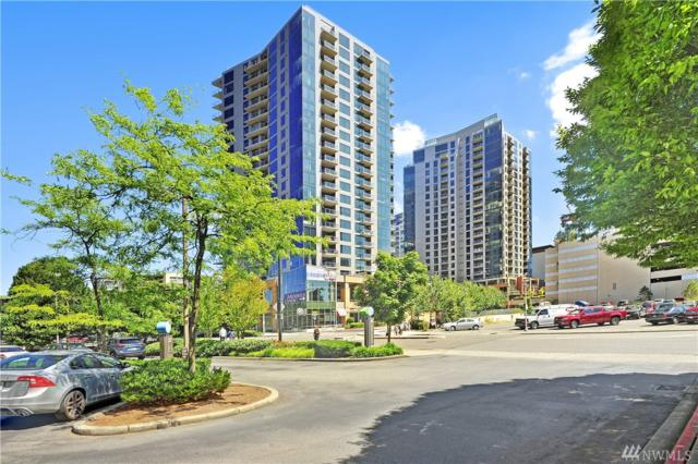 10610 NE 9th Place #1703, Bellevue, WA 98004 (#1328329) :: Canterwood Real Estate Team