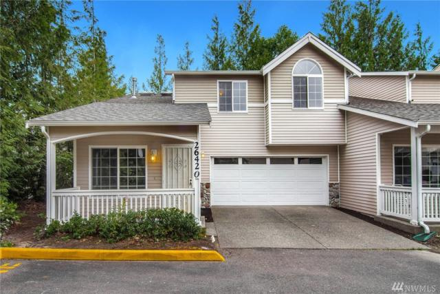 26420 103rd Ave SE, Kent, WA 98030 (#1328339) :: Icon Real Estate Group