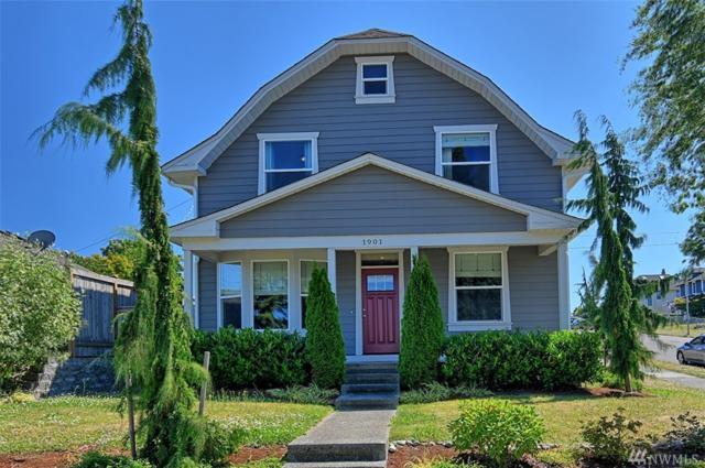 1901 Summit Ave, Everett, WA 98201 (#1328354) :: Keller Williams Realty Greater Seattle