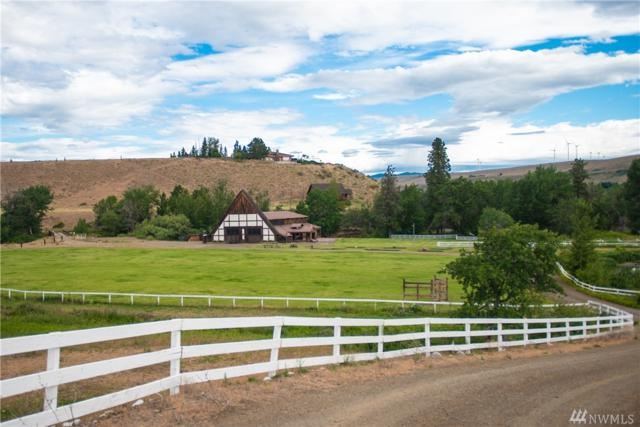 1601 E Taneum Rd, Thorp, WA 98946 (#1328409) :: The Robert Ott Group