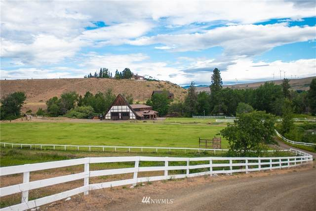 1601 E Taneum Road, Thorp, WA 98946 (MLS #1328412) :: Community Real Estate Group