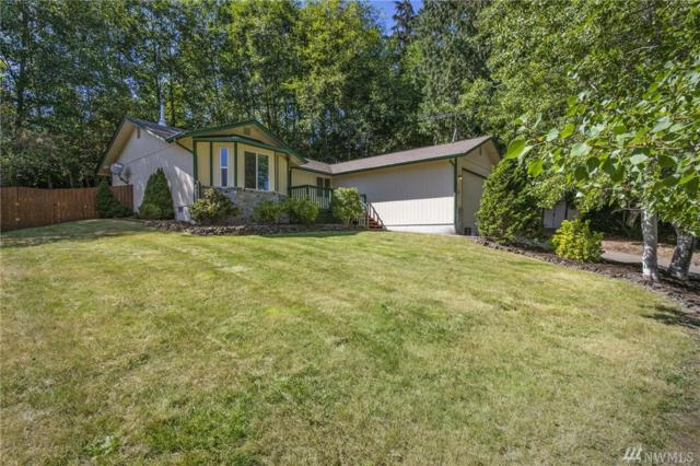 31 E Huckleberry Dr, Grapeview, WA 98546 (#1328441) :: Homes on the Sound