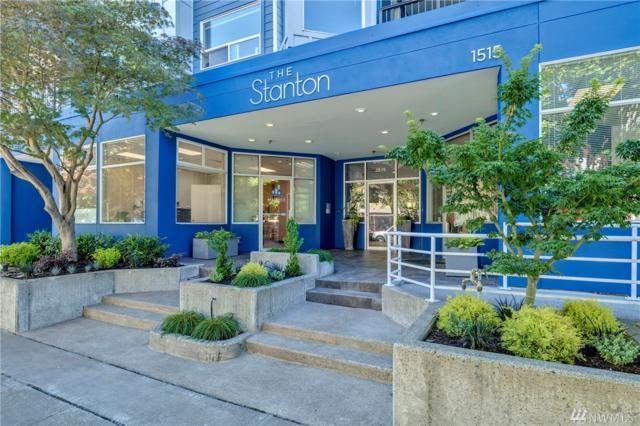 1515 NW 52nd St #205, Seattle, WA 98107 (#1328496) :: Beach & Blvd Real Estate Group