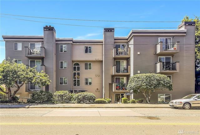 4831 Fauntleroy Wy SW #201, Seattle, WA 98116 (#1328523) :: Icon Real Estate Group