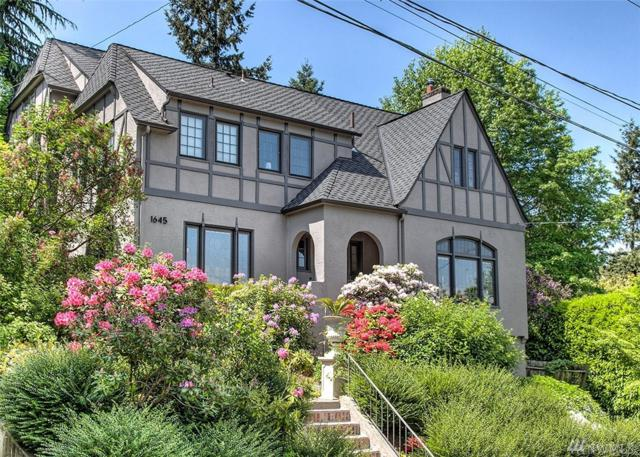 1645 21st Ave E, Seattle, WA 98112 (#1328719) :: Beach & Blvd Real Estate Group