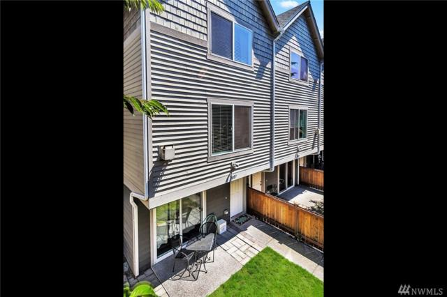 709 N 94th St D, Seattle, WA 98103 (#1328798) :: Icon Real Estate Group