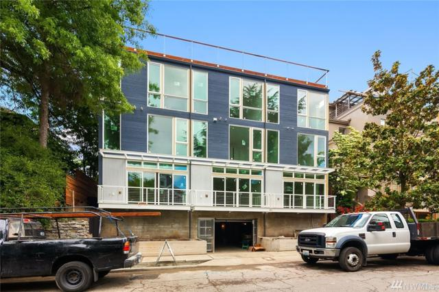 732-D Belmont Place E, Seattle, WA 98102 (#1328923) :: The Mike Chaffee Team