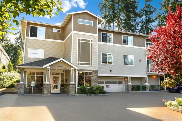 20028 15th Ave NE #109, Shoreline, WA 98155 (#1329476) :: Keller Williams Realty Greater Seattle