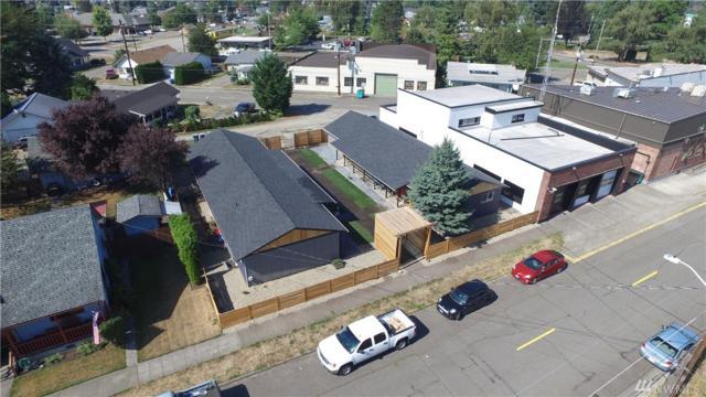 163 S Cedar St, Buckley, WA 98321 (#1329943) :: Keller Williams Realty Greater Seattle