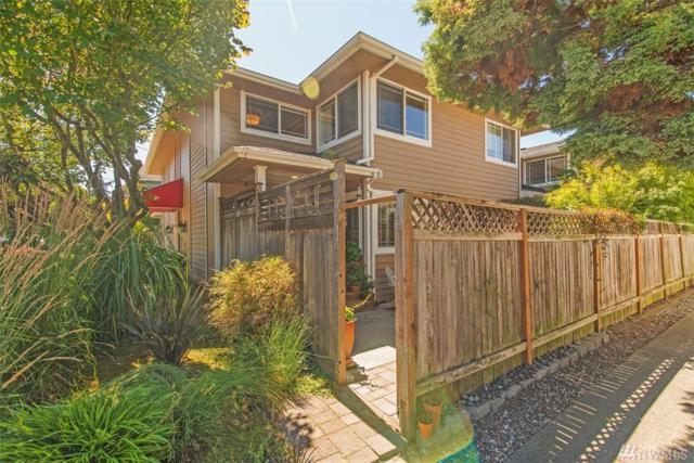 3033 60th Ave SW #1, Seattle, WA 98116 (#1329967) :: The Vija Group - Keller Williams Realty