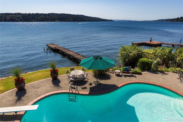 16280 Beach Dr NE, Lake Forest Park, WA 98155 (#1330095) :: Homes on the Sound