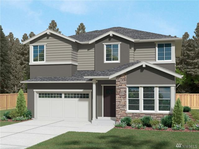 17292 NE 122nd (Homesite 5) St, Redmond, WA 98052 (#1330202) :: Ben Kinney Real Estate Team