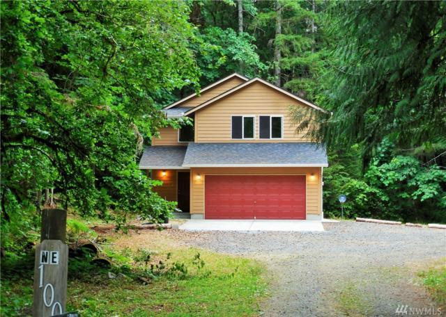 100 NE Bear Creek Dewatto Rd, Belfair, WA 98528 (#1330331) :: Homes on the Sound