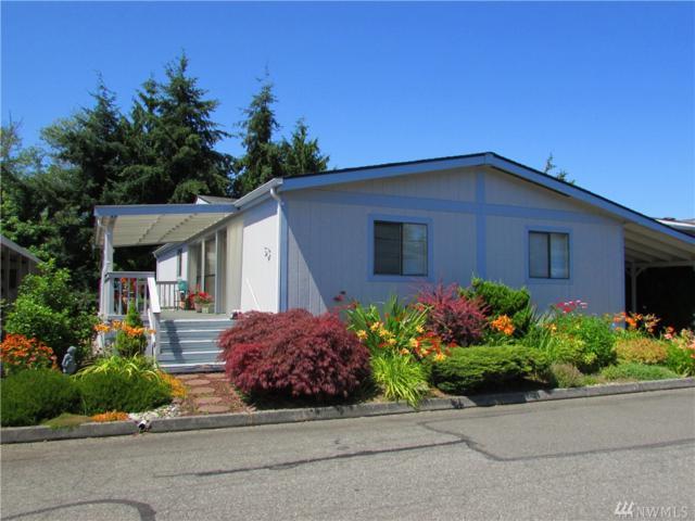 1427 100th St #63, Everett, WA 98204 (#1330482) :: Ben Kinney Real Estate Team