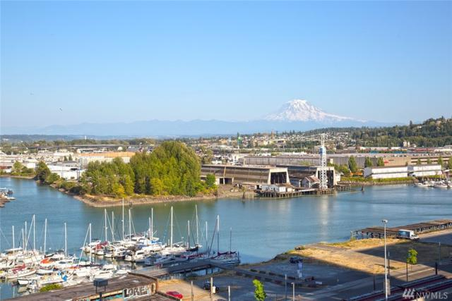 1120 Cliff Ave #406, Tacoma, WA 98402 (#1330530) :: Keller Williams - Shook Home Group