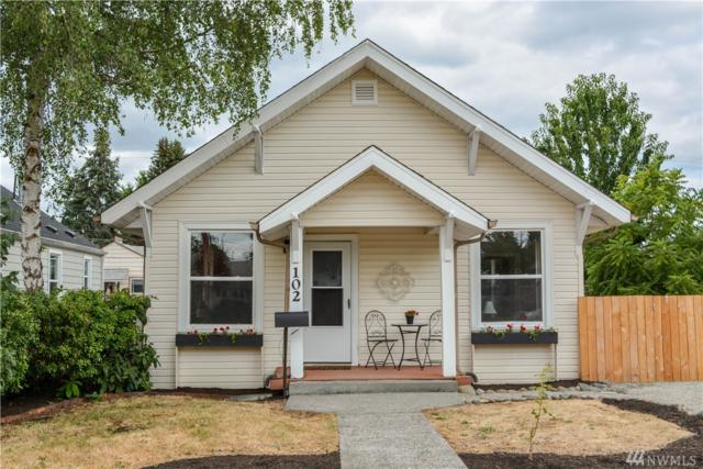 102 G St SE, Auburn, WA 98002 (#1330601) :: Keller Williams Realty Greater Seattle