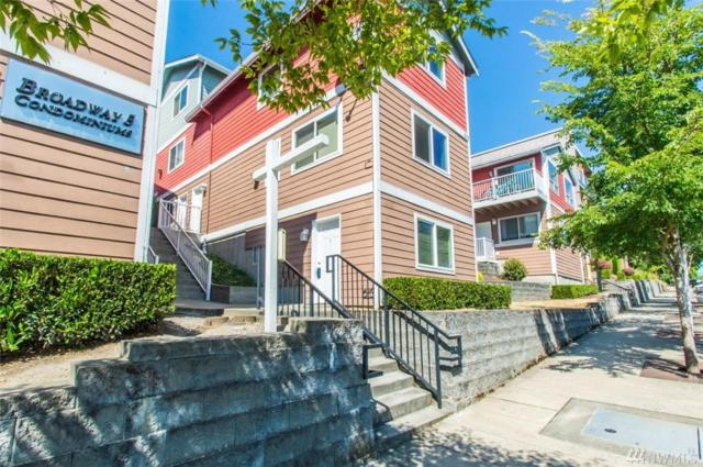 218 Broadway #5, Tacoma, WA 98402 (#1330618) :: Homes on the Sound