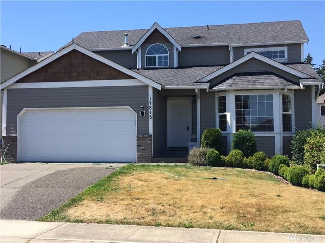 17818 15th Ave E, Spanaway, WA 98387 (#1330619) :: Keller Williams Realty Greater Seattle