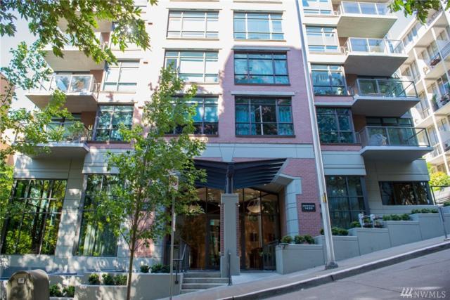 1420 Terry Ave #1108, Seattle, WA 98101 (#1330690) :: Ben Kinney Real Estate Team