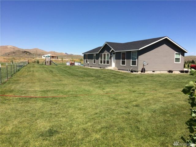 29 Horizon Dr, Tonasket, WA 98855 (#1330808) :: Homes on the Sound