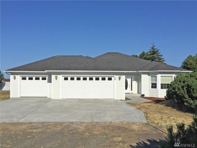 20 Stone Farm Rd, Sequim, WA 98382 (#1330837) :: Homes on the Sound
