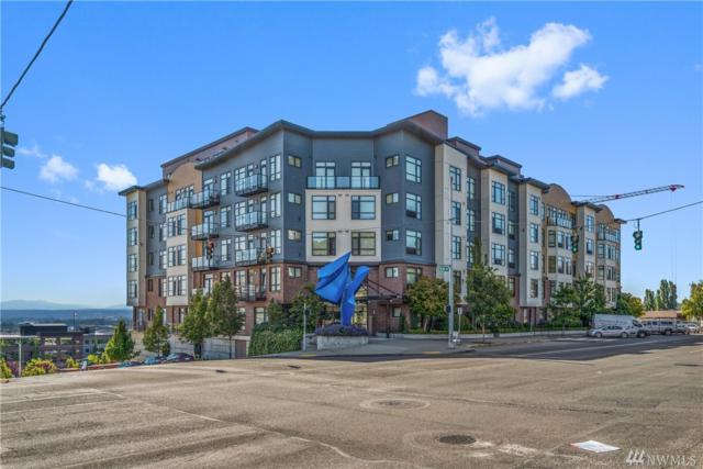 1501 Tacoma Ave S #601, Tacoma, WA 98402 (#1331065) :: Keller Williams - Shook Home Group
