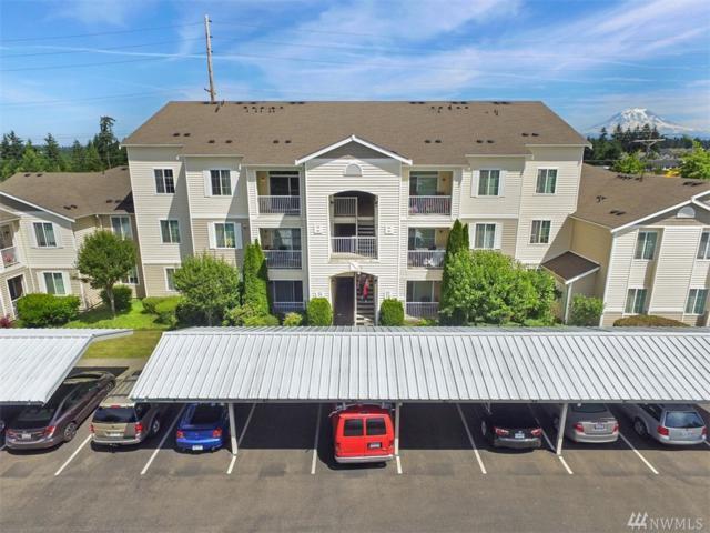 18527 101st Av Ct E #313, Puyallup, WA 98375 (#1331504) :: Keller Williams Realty Greater Seattle