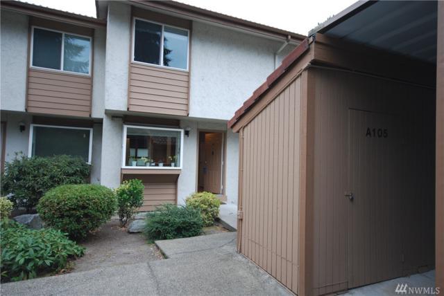 4160 Factoria Blvd SE A105, Bellevue, WA 98006 (#1331530) :: Entegra Real Estate