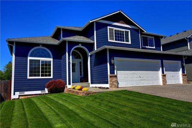 7529 34th Place NE, Marysville, WA 98270 (#1331531) :: Real Estate Solutions Group