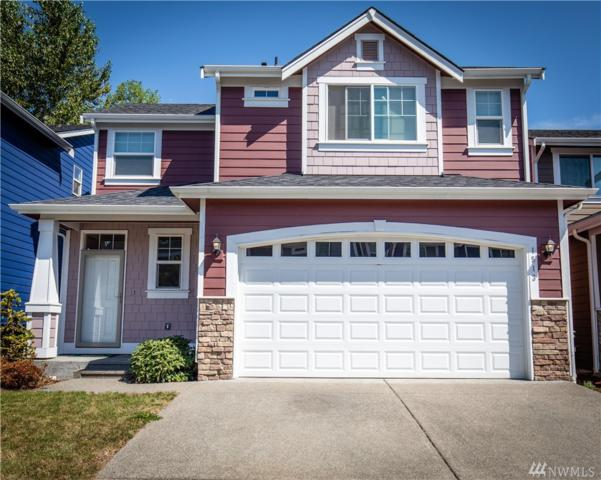 1513 W Smith Ct #4, Kent, WA 98032 (#1331893) :: Canterwood Real Estate Team