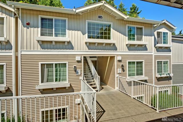 805 Harrington Place SE #1143, Renton, WA 98058 (#1332297) :: Keller Williams Realty Greater Seattle