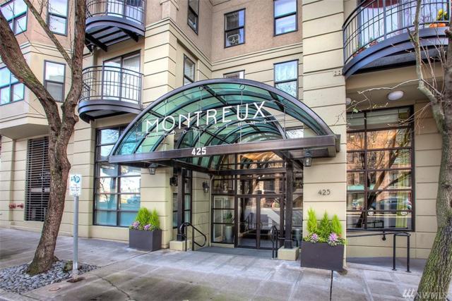 425 Vine St #314, Seattle, WA 98121 (#1332318) :: Alchemy Real Estate