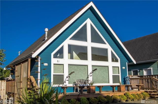 21 Darien Lane, Pacific Beach, WA 98561 (#1332408) :: Homes on the Sound