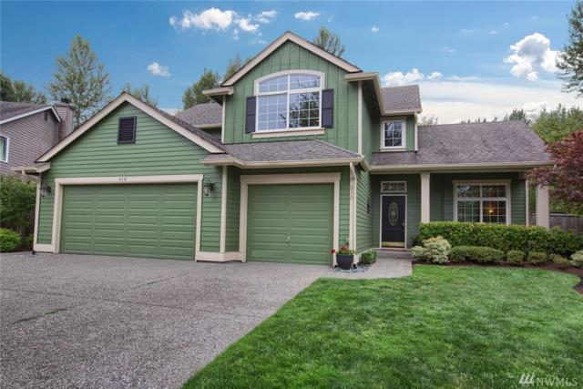 310 SE 13th Place, North Bend, WA 98045 (#1332425) :: Homes on the Sound