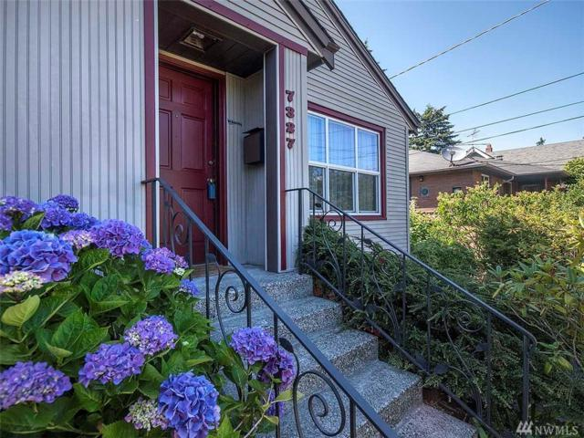 7327 Jones Ave NW, Seattle, WA 98117 (#1332447) :: Real Estate Solutions Group