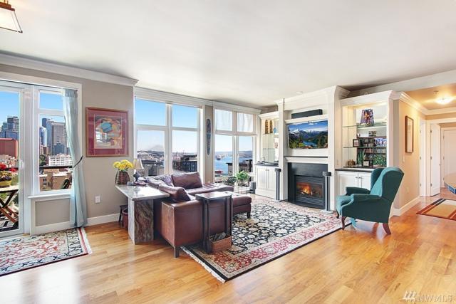 2721 1st Ave Ph08, Seattle, WA 98121 (#1332500) :: Alchemy Real Estate