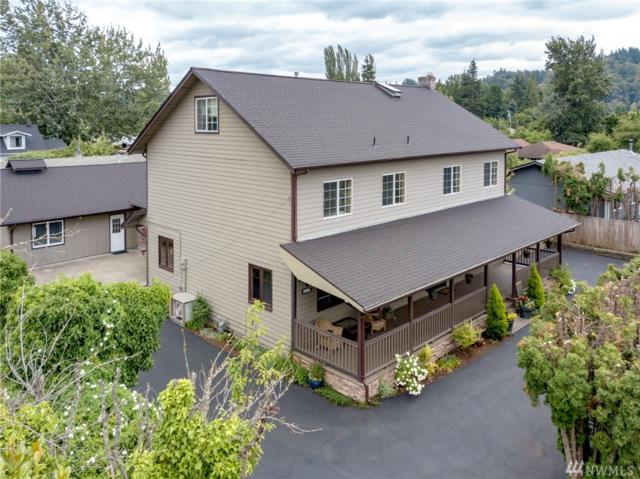 801 16th St SE, Puyallup, WA 98372 (#1332513) :: Homes on the Sound