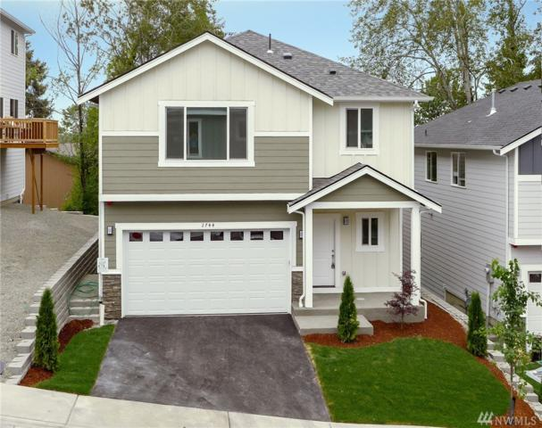 2744--Lot 14- S 120th Place, Burien, WA 98168 (#1332792) :: Keller Williams Realty Greater Seattle