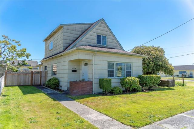 419 W 4th St, Aberdeen, WA 98520 (#1332834) :: Real Estate Solutions Group