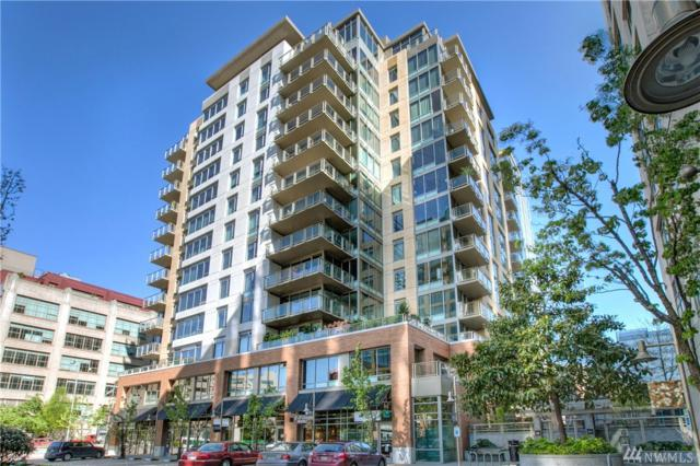 910 Lenora St S603, Seattle, WA 98121 (#1332870) :: Homes on the Sound