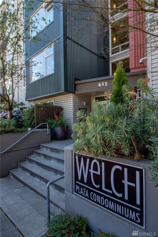 425 23rd Ave S A-109, Seattle, WA 98144 (#1332885) :: Homes on the Sound