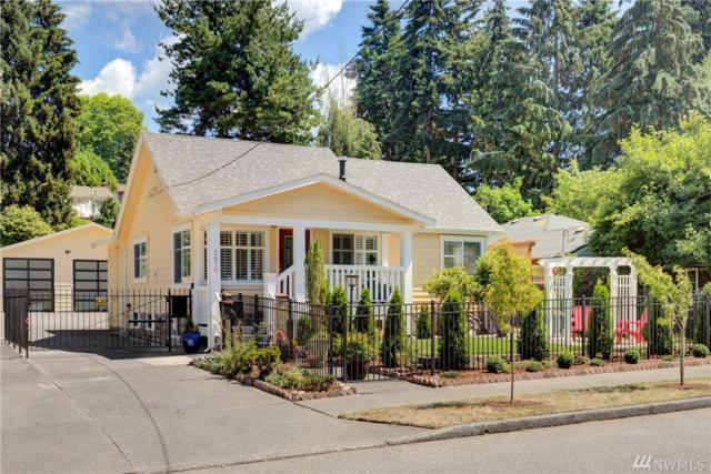 8814 Burke Ave N, Seattle, WA 98103 (#1332941) :: The Kendra Todd Group at Keller Williams