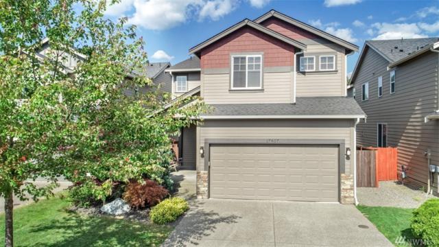 17407 93rd Av Ct E, Puyallup, WA 98375 (#1333021) :: McAuley Real Estate