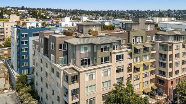 1530 NW Market St #706, Seattle, WA 98107 (#1333025) :: Northern Key Team