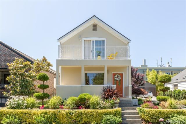 1417 32nd Ave S, Seattle, WA 98144 (#1333136) :: Kwasi Bowie and Associates