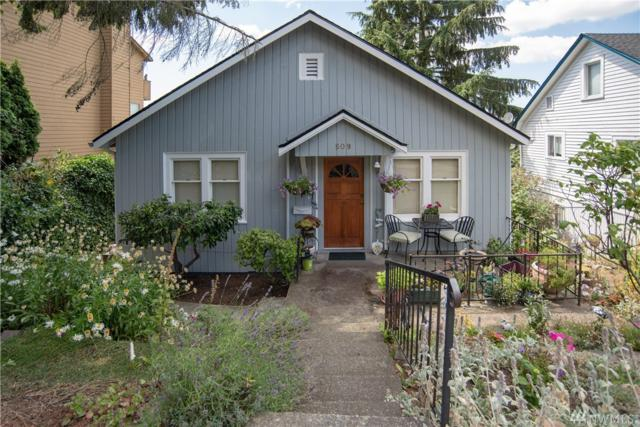 509 Cedar Ave S, Renton, WA 98055 (#1333208) :: Homes on the Sound