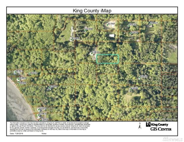 0 SW Caster Rd, Vashon, WA 98070 (#1333246) :: Homes on the Sound