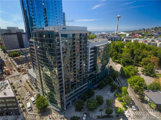 820 Blanchard St #1210, Seattle, WA 98121 (#1333526) :: Canterwood Real Estate Team