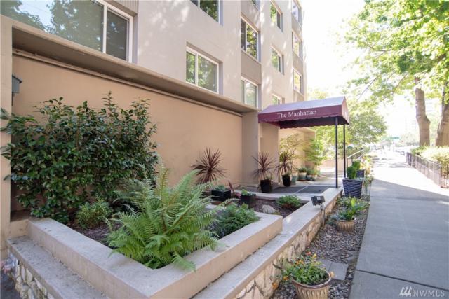 1200 Boylston Ave #402, Seattle, WA 98101 (#1333540) :: Keller Williams Everett