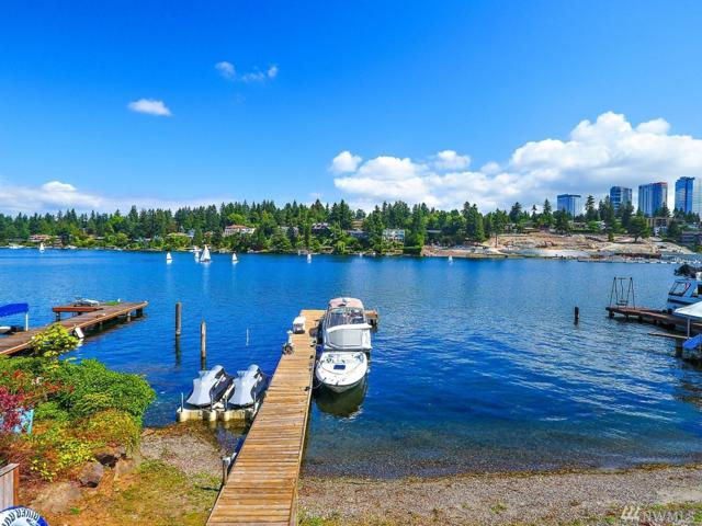 9232 Se Shoreland Place, Bellevue, WA 98004 (#1333639) :: Homes on the Sound